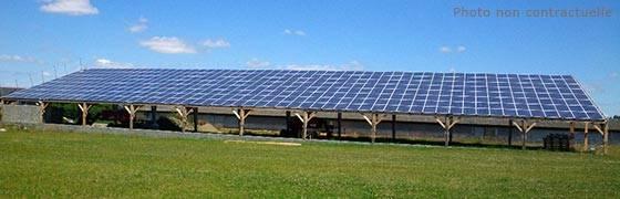 Offre location de toiture 100 kWC - IEL