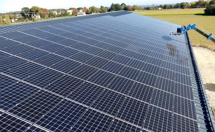 toiture solaire IEL