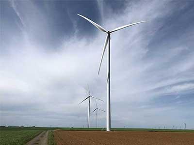 Parc éolien IEL