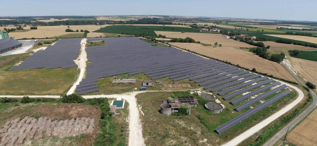 Centrale solaire Fontenet - IEL