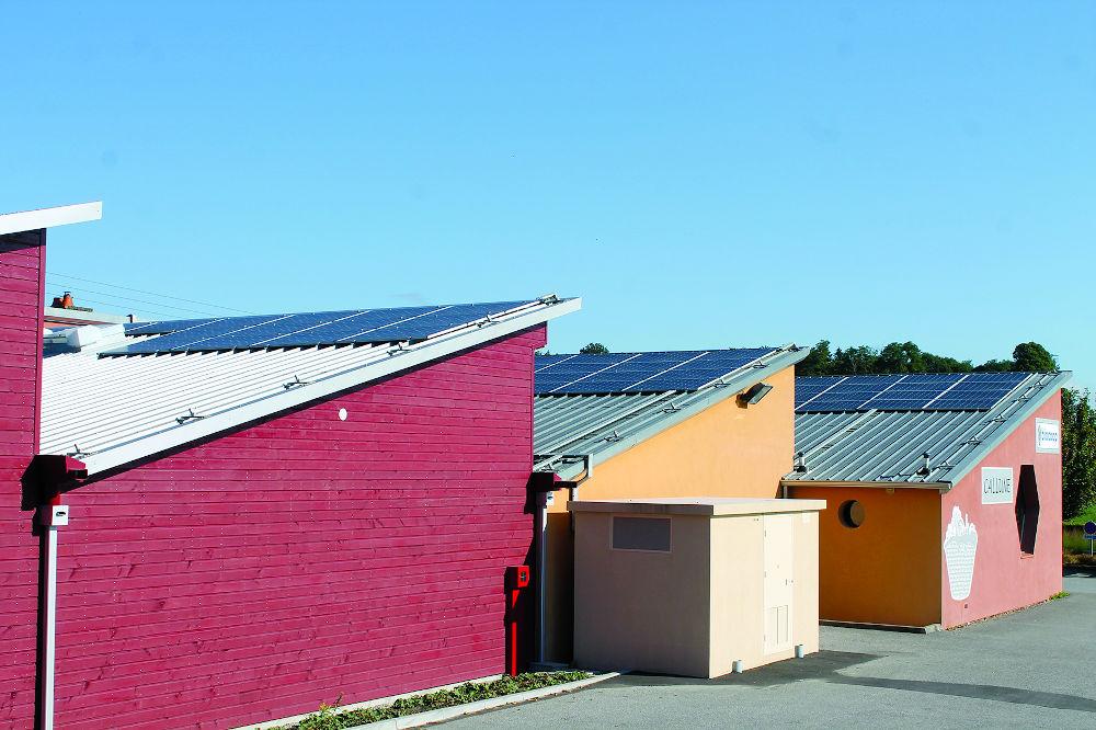 Biocoop en autoconsommation photovoltaïque