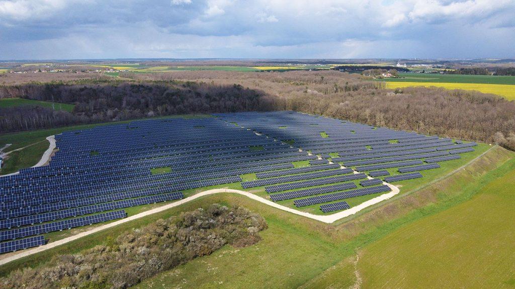 Centrale photovoltaïque Vendôme - Groupe IEL